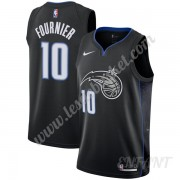 Maillot De Basket Enfant Orlando Magic 2019-20 Evan Fournier 10# Noir City Edition Swingman..