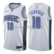 Maillot NBA Orlando Magic 2018 Evan Fournier 10# Association Edition..