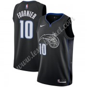 Maillot NBA Orlando Magic 2019-20 Evan Fournier 10# Noir City Edition Swingman..