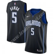 Maillot NBA Orlando Magic 2019-20 Mohamed Bamba 5# Noir Icon Edition Swingman..