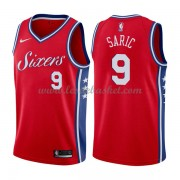 Maillot Basket Enfant Philadelphia 76ers 2018 Dario Saric 9# Statement Edition..