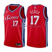 Maillot Basket Enfant Philadelphia 76ers 2018 J.J. Redick 17# Statement Edition..