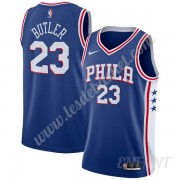 Maillot De Basket Enfant Philadelphia 76ers 2019-20 Jimmy Butler 23# Icon Edition Swingman..
