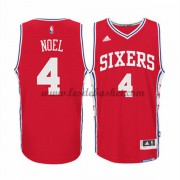 Maillot NBA Philadelphia 76ers 2015-16 Nerlens Noel 4# Alternate..