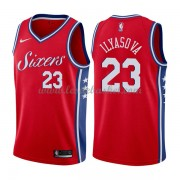 Maillot NBA Philadelphia 76ers 2018 Ersan Ilyasova 23# Statement Edition..