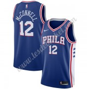 Maillot NBA Philadelphia 76ers 2019-20 T.J. McConnell 12# Icon Edition Swingman..