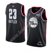 Maillot NBA Pas Cher Philadelphia 76ers 2019 Jimmy Butler 23# Noir All Star Game Swingman..