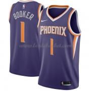 Maillot Basket Enfant Phoenix Suns 2018 Devin Booker 1# Icon Edition..