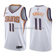 Maillot NBA Phoenix Suns 2018 Brandon Knight 11# Association Edition..