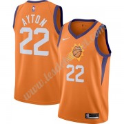 Maillot NBA Phoenix Suns 2019-20 DeAndre Ayton 22# Orange Finished Statement Edition Swingman..