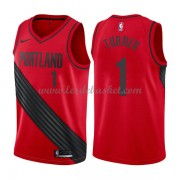 Maillot Basket Enfant Portland Trail Blazers 2018 Evan Turner 1# Statement Edition..