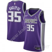 Maillot De Basket Enfant Sacramento Kings 2019-20 Marvin Bagley III 35# Violet Icon Edition Swingman..