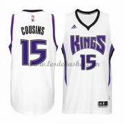 Maillot NBA Sacramento Kings 2015-16 DeMarcus Cousins 15# Home..