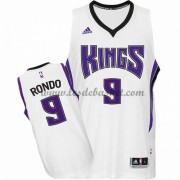 Maillot NBA Sacramento Kings 2015-16 Rajon Rondo 9# Home..