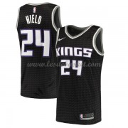 Maillot NBA Sacramento Kings 2018 Buddy Hield 24# Statement Edition..