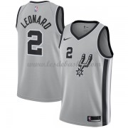 Maillot Basket Enfant San Antonio Spurs 2018 Kawhi Leonard 2# Statement Edition..
