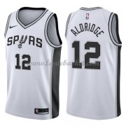 Maillot Basket Enfant San Antonio Spurs 2018 LaMarcus Aldridge 12# Association Edition..