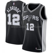 Maillot Basket Enfant San Antonio Spurs 2018 LaMarcus Aldridge 12# Icon Edition..