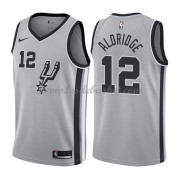 Maillot Basket Enfant San Antonio Spurs 2018 LaMarcus Aldridge 12# Statement Edition..