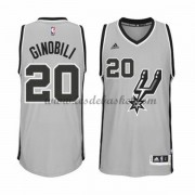 Maillot NBA San Antonio Spurs 2015-16 Manu Ginobili 20# Alternate..