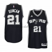 Maillot NBA San Antonio Spurs 2015-16 Tim Duncan 21# Road..