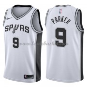 Maillot NBA San Antonio Spurs 2018 Tony Parker 9# Association Edition..