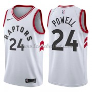 Maillot Basket Enfant Toronto Raptors 2018 Norman Powell 24# Association Edition..