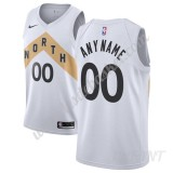 Maillot De Basket Enfant Toronto Raptors 2019-20 Blanc City Edition Swingman