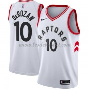 Maillot NBA Toronto Raptors 2018 DeMar DeRozan 10# Association Edition..