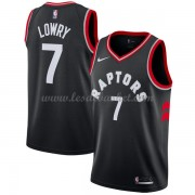 Maillot NBA Toronto Raptors 2018 Kyle Lowry 7# Statement Edition..