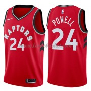 Maillot NBA Toronto Raptors 2018 Norman Powell 24# Icon Edition..