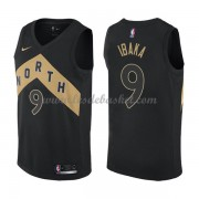 Maillot NBA Toronto Raptors 2018 Serge Ibaka 9# City Edition..