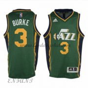 Maillot Basket Enfant Utah Jazz 2015-16 Trey Burke 3# Alternatre..