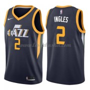 Maillot Basket Enfant Utah Jazz 2018 Joe Ingles 2# Icon Edition..
