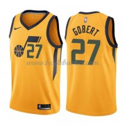 Maillot Basket Enfant Utah Jazz 2018 Rudy Gobert 27# Statement Edition..