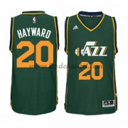 Maillot NBA Utah Jazz 2015-16 Gordon Hayward 20# Alternate..