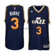 Maillot NBA Utah Jazz 2015-16 Trey Burke 3# Road..