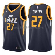 Maillot NBA Utah Jazz 2018 Rudy Gobert 27# Icon Edition..