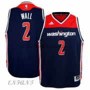 Maillot Basket Enfant Washington Wizards 2015-16 John Wall 2# Alternate..