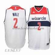 Maillot Basket Enfant Washington Wizards 2015-16 John Wall 2# Home..
