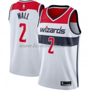 Maillot Basket Enfant Washington Wizards 2018 John Wall 2# Association Edition..