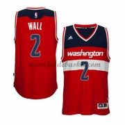 Maillot NBA Washington Wizards 2015-16 John Wall 2# Road..