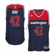 Maillot NBA Washington Wizards 2015-16 Nene Hilario 42# Alternate..