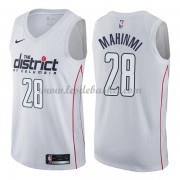Maillot NBA Washington Wizards 2018 Ian Mahinmi 28# City Edition..