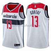 Maillot NBA Washington Wizards 2018 Marcin Gortat 13# Association Edition..