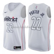 Maillot NBA Washington Wizards 2018 Otto Porter Jr. 22# City Edition..