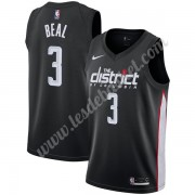 Maillot NBA Washington Wizards 2019-20 Bradley Beal 3# Noir City Edition Swingman..