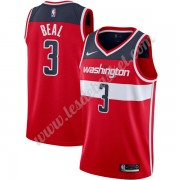 Maillot NBA Washington Wizards 2019-20 Bradley Beal 3# Rouge Icon Edition Swingman..
