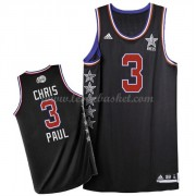 Maillot NBA Pas Cher West All Star Game 2015 Chris Paul 3# NBA Swingman