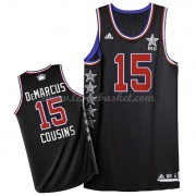 Maillot NBA Pas Cher West All Star Game 2015 Demarcus Cousins 15# NBA Swingman..